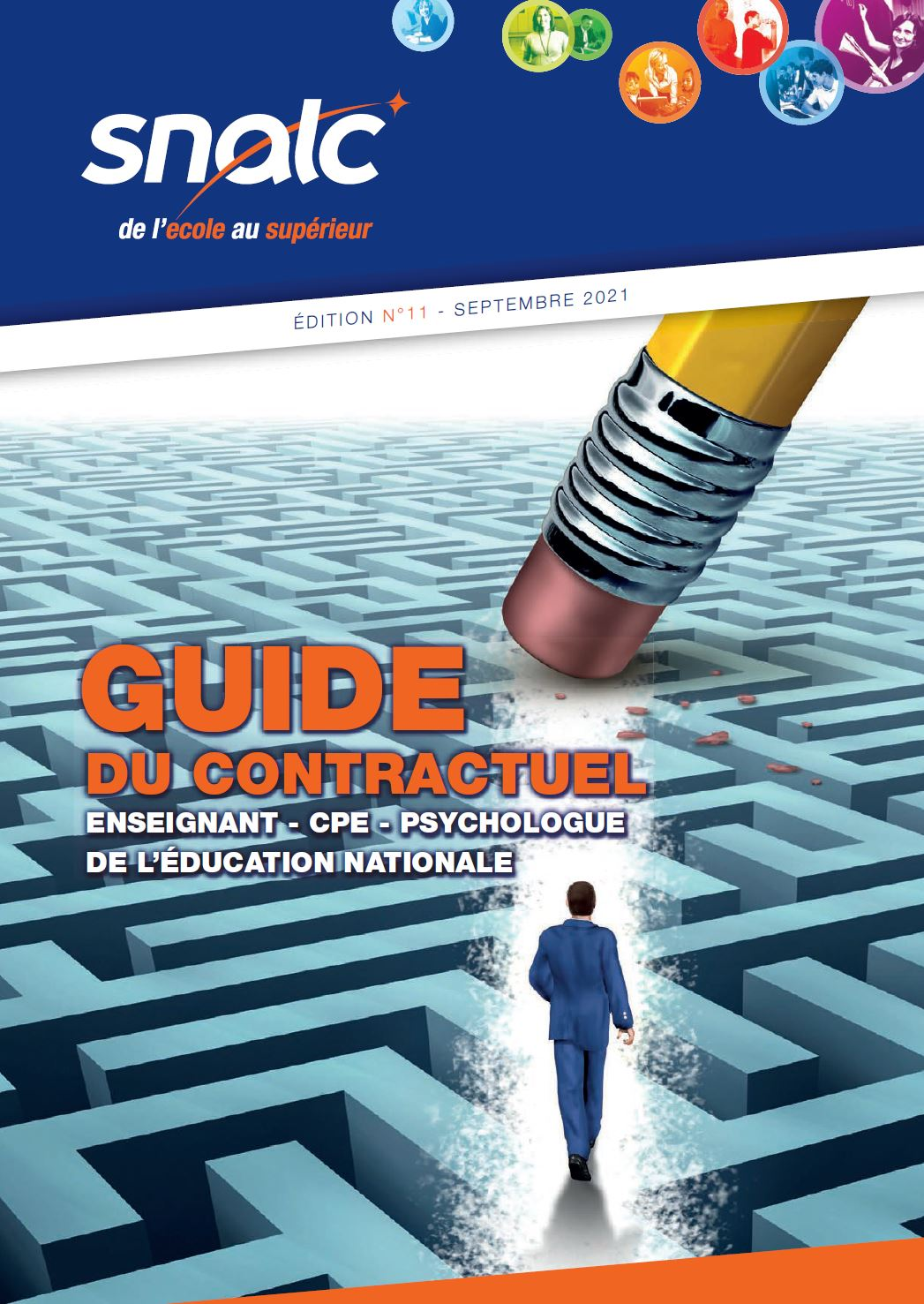 Guide contractuels 2021