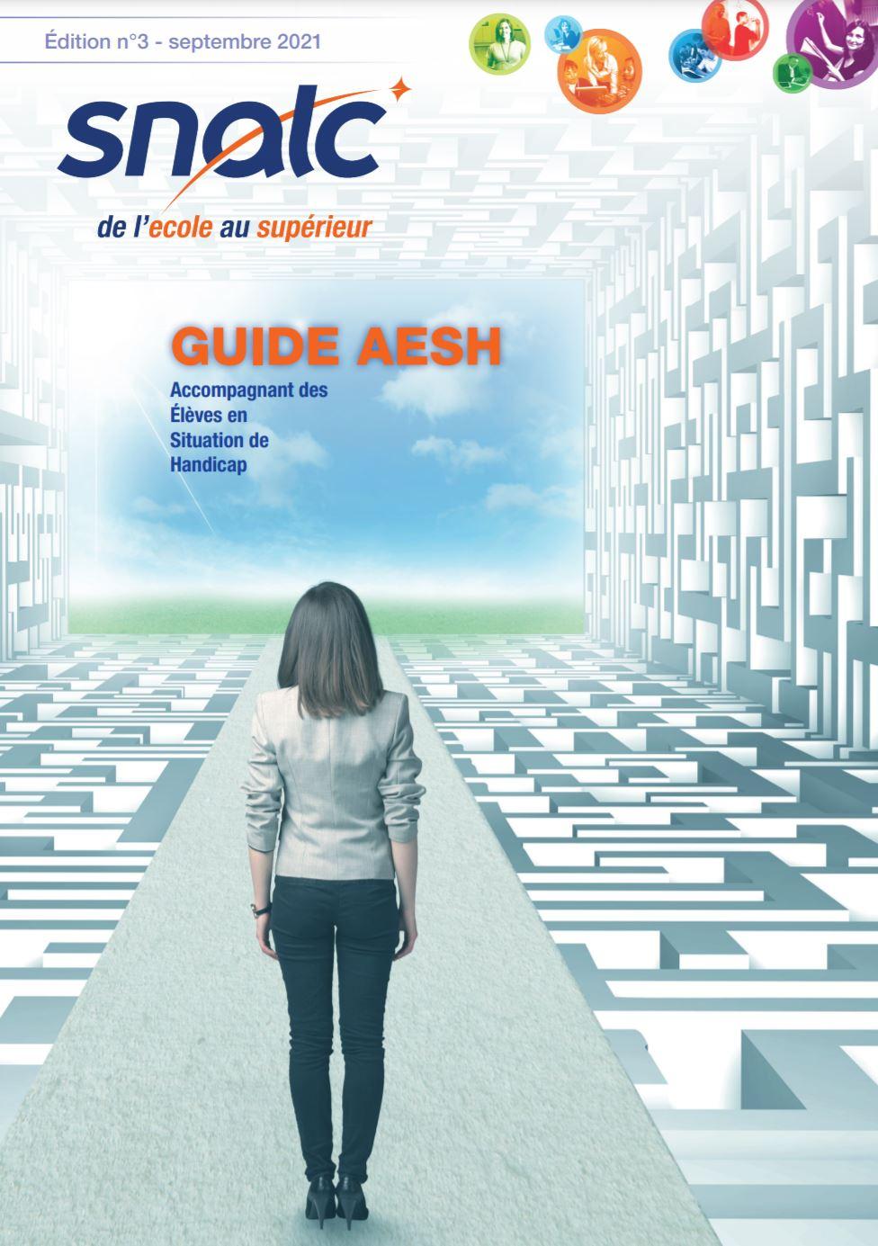 Guide AESH 2021